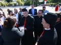 Patriarch Arrival To St Ephrem (13)