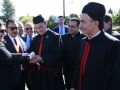 Patriarch Arrival To St Ephrem (15)