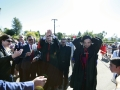 Patriarch Arrival To St Ephrem (18)